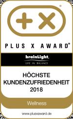 Award Auszeichnung mit höchster Kundenzufriedenheit mehrmals.