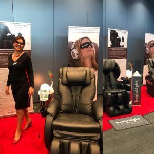 Gesundheitstag mit brainLight relax Lounge Entspannung für Mitarbeiter im Rhein-Sieg-Kreis BGM Bonn